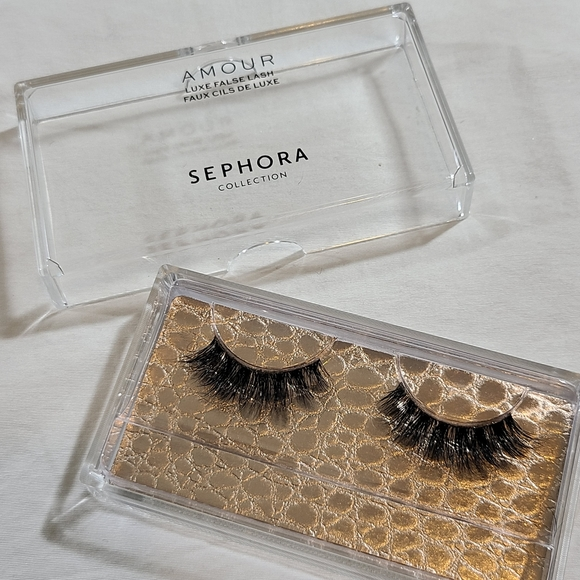 """Sephora Other - SOLD """"Amour"""" Sephora Exclusive Luxe Lashes"""